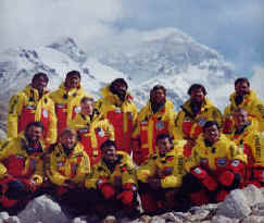 Canadian Everest 1991 Expedition