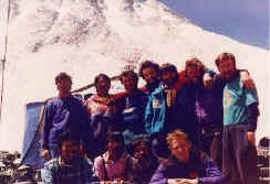 Canadian Everest 1994 Expedition