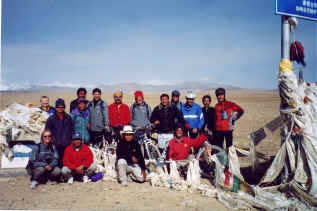 Tibet Mountain BIke Expedition