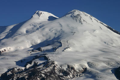 Elbrus Ski And Climb Expedition With Tim Rippel