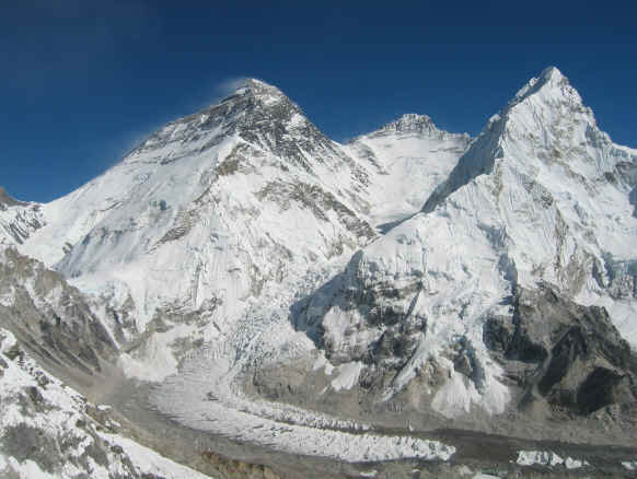 Everest view from Pumori